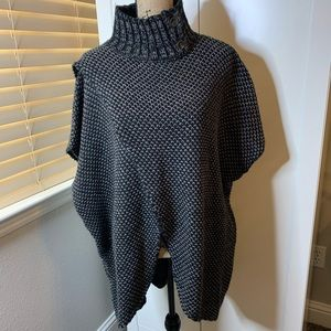 Simply Noelle Oversized Sweater Poncho
